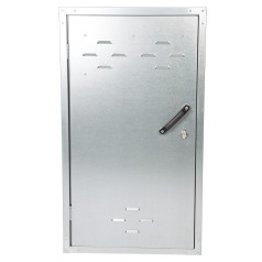 Tack locker for self-assembly