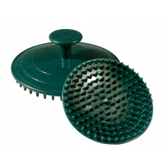 Massage or cleaning curry comb