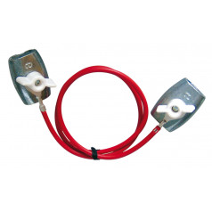 Rope connection cable