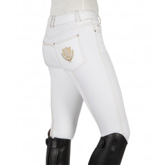 "PFIFF ""Julie"" Children's/Women's Full Seat Riding Breeches"