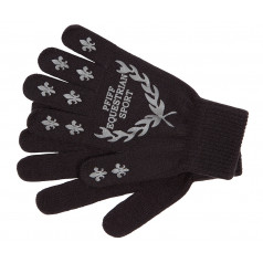 PFIFF gloves with print