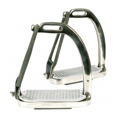 PFIFF stirrups with side rubber