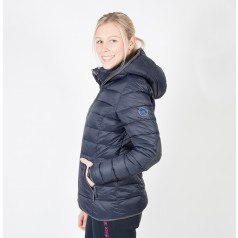 PFIFF quilted jacket 'Cerul'