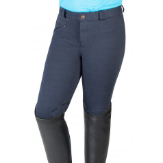 "PFIFF ""Piccola"" Children's Ext. Knee Patch Grip Riding Breeches"
