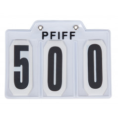PFIFF competitor numbers for saddle cloth