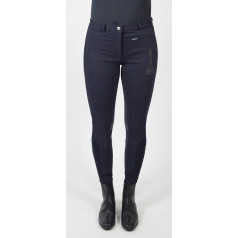 PFIFF Women's Full Seat Grip Winter Riding Breeches