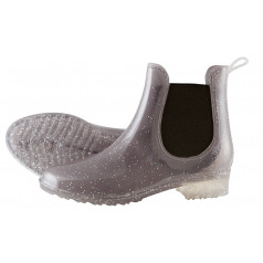 """PFIFF """"Glitter"""" ankle boots"""