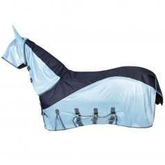 PFIFF fly rug with waterproof back panel